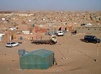 "Tindouf: Lahmada ""refugee's"" camps"