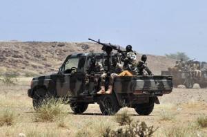 Antiterrorism-Sahara: Washington deplores Algeria -caused deadlock
