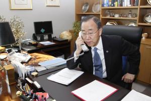 Western Sahara: Ban Ki-moon Reassures Rabat about UN neutrality