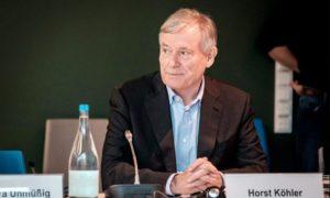 Sahara: UN new mediator Horst Köhler in Rabat